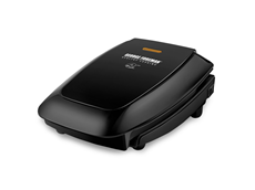 George Foreman Super Champ Power Press Grill GR0060B Black Grill Medium Grilling Indoors