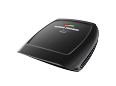 George Foreman 4 Serving 60 Inch Electric Grill | Classic Plate | GR2060B