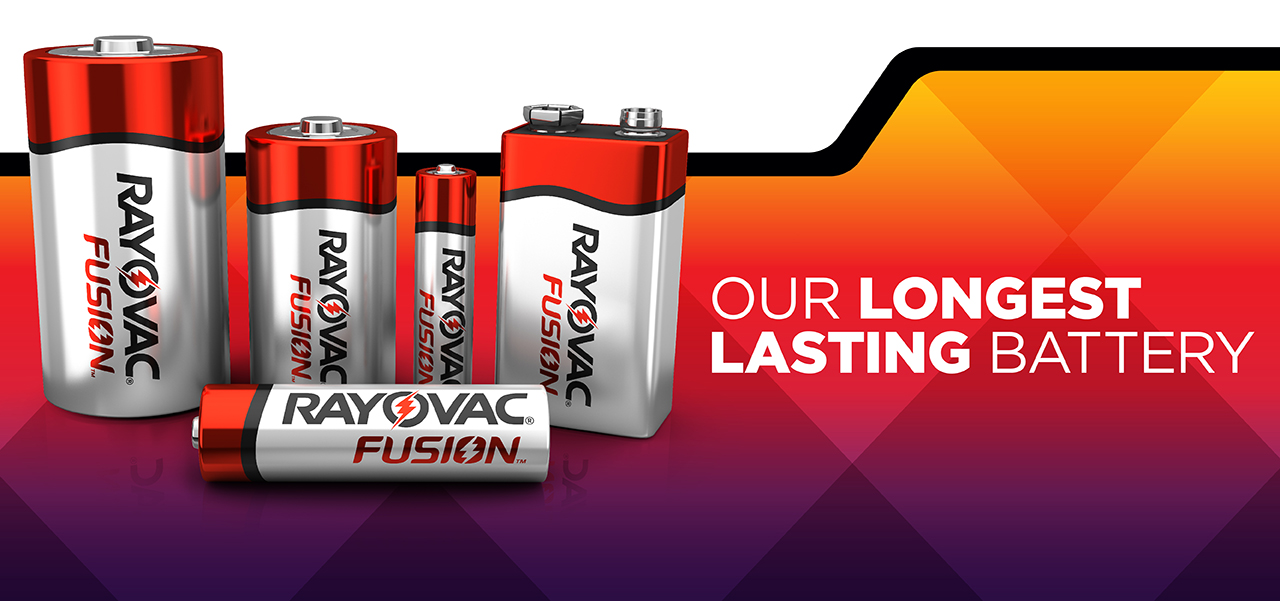 RAYOVAC® our longest lasting battery size c