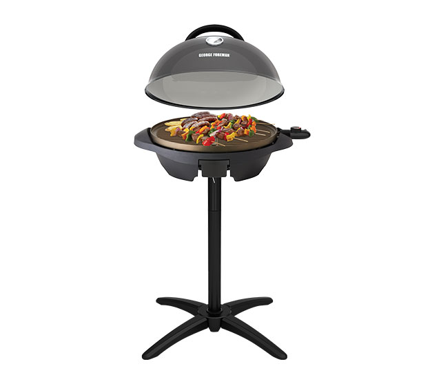 GGR300AU Easy to Clean Indoor Outdoor BBQ