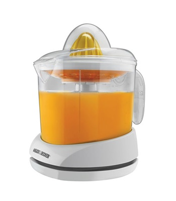 Juicer for cirtus fruit