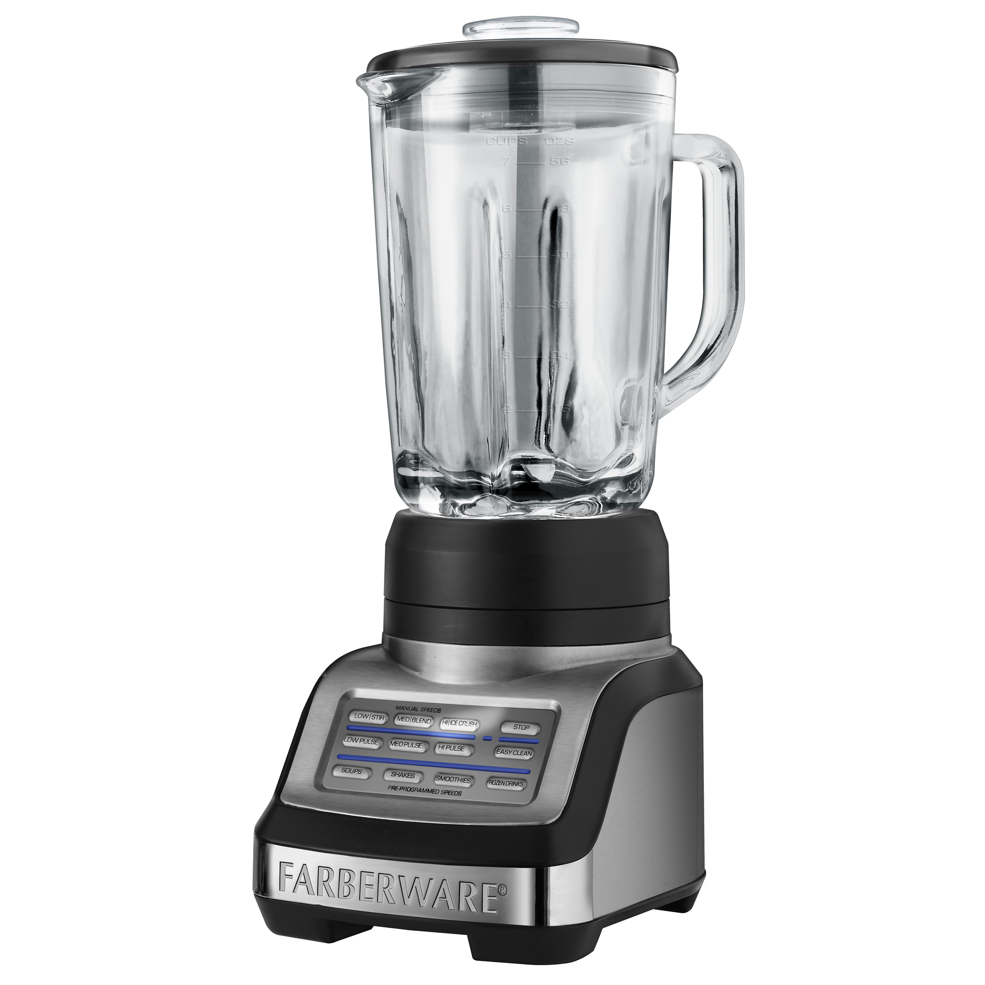 Farberware cooking classics for What brand of blender is used on the chew