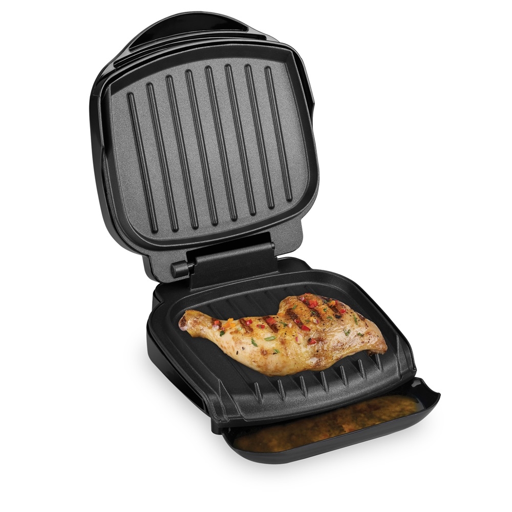 George Foreman Grill ~ The simple healthy life from motherhood to kitchen