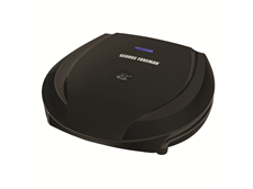 George Foreman 96 Inch Electric Grill | Fixed Plate | GR0103B