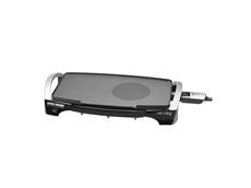 George Foreman Hot Zone Griddle GR2015G Electric Griddle Top Healthy Cooking