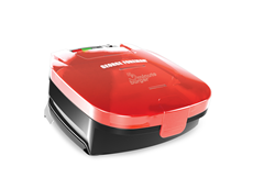 George Foreman 5 Minute Burger 2-Serving Grill | GR1036BTR