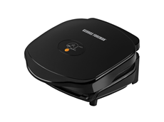 George Foreman Champ Grill GR10B Black Grill Small Grill Healthy Grilling
