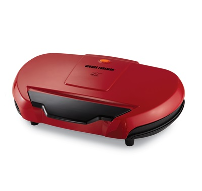 George Foreman electric kitchen grill