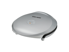 George Foreman Grand Champ Extra Value Grill GR36P Silver Grill Large Grill Indoor Grilling