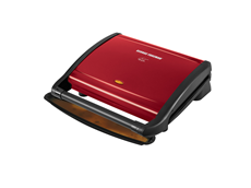 George Foreman 5 Serving 36 Inch Electric Grill | Classic Plate | GRV80RM