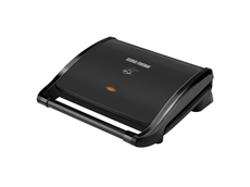 George Foreman 5 Serving 36 Inch Electric Grill | Classic Plate | GRV80B