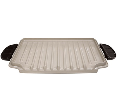 2 grill plates george foreman - George foreman replacement grill plates ...
