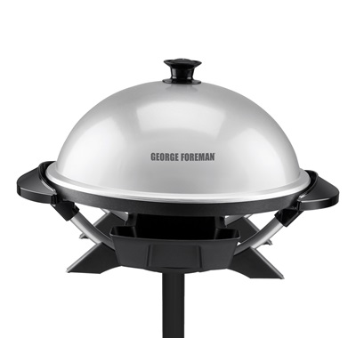 12 serving indoor outdoor electric grill george foreman - Drip tray george foreman grill ...
