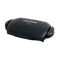 George Foreman The Next Grilleration GRP0004B Black Grill Medium Grill Indoor Grill
