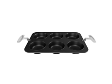 George Foreman | Muffin Plate Insert | GFP84BP