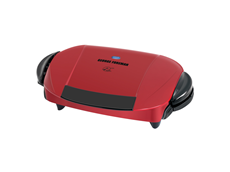 George Foreman The Next Grilleration GRP0004R Red Grill Medium Grill Indoor Grill