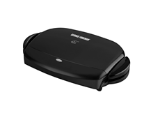 George Foreman The Next Grilleration Black Grill Medium Grill Healthy