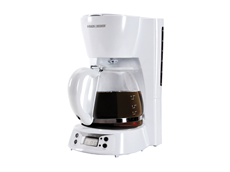 Shop Black and Decker Coffee Makers now! | 12-Cup Programmable BCM1410W