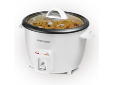Buy a Black and Decker 14-Cup Rice Cooker! RC3314W