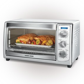 BLACK+DECKER Convection Oven Countertop Convection Toaster Oven ...