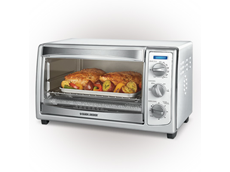 Buy a Black and Decker Convection Oven | Countertop Convection Toaster Oven TO1675W
