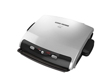 George Foreman Precision Grill GRP99 Silver Grill Large Kitchen Grill