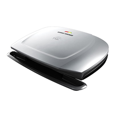 George foreman 9 serving electric grill classic plate - Largest george foreman grill with removable plates ...