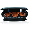George foreman the next grilleration grp0004b black grill - Largest george foreman grill with removable plates ...