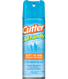 Cutter All Family Insect Repellent Aerosol