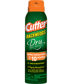 Backwoods Dry Insect Repellent