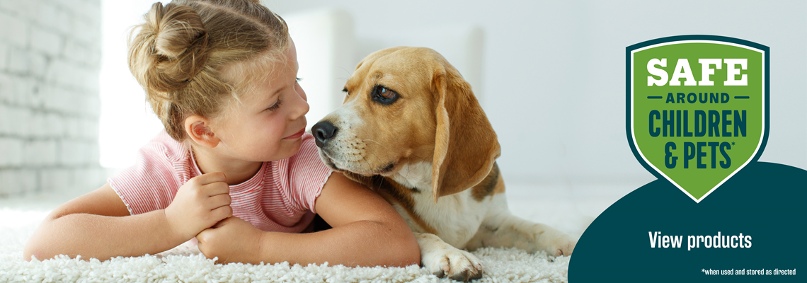 Safe Around Children And Pets