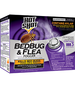 Bed Bug Spray Home Depot >> Bedbug & Flea Fogger | Hot Shot