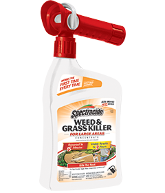 Spectracide Weed & Grass Killer For Large Areas Concentrate Ready-to-Spray