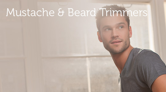 Remington Men's Grooming - Mustache and Beard Trimmers