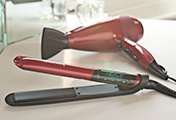 Get Ready with Remington Hair Care Style Tools