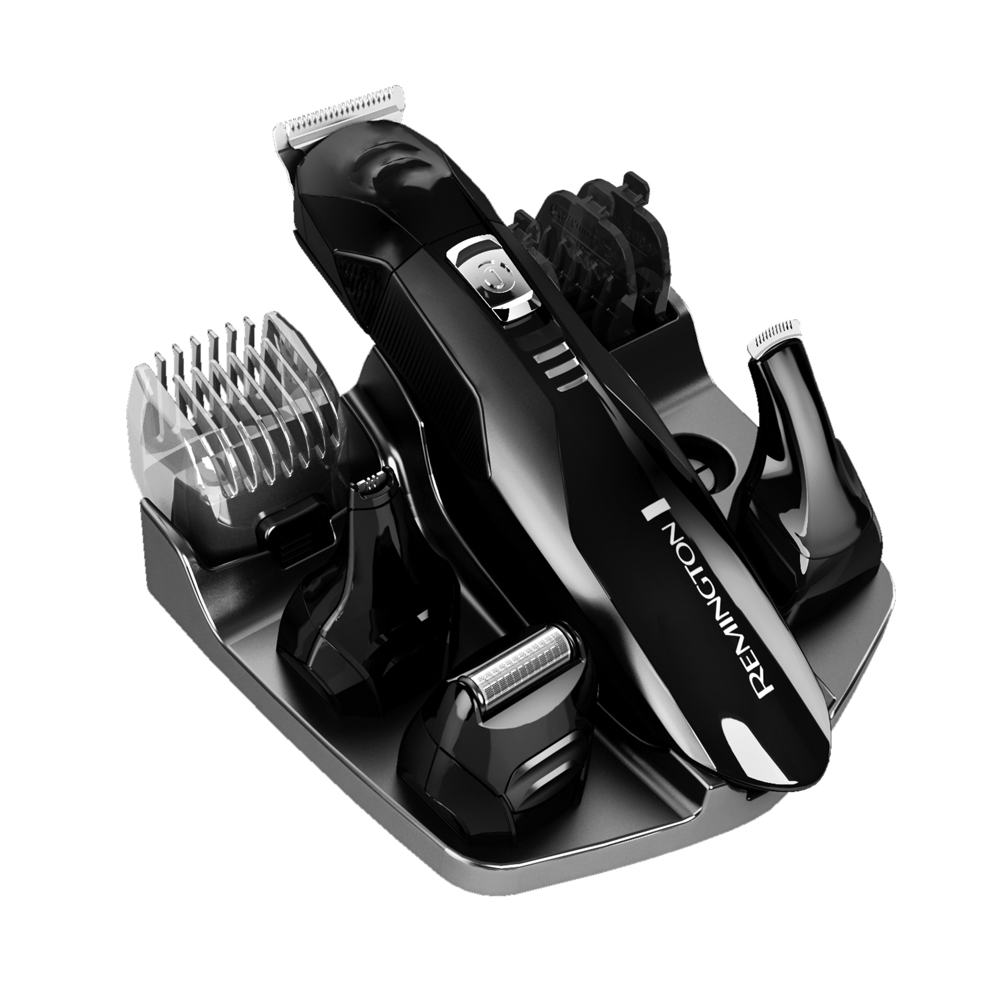 All-In-1 Grooming System with Deluxe Charging Stand