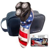 Your Way XR1340 HyperFlex Rotary Shaver - Patriot Edition