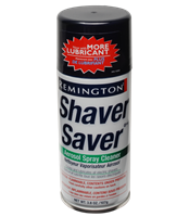Shaver Saver Cleaning Lubricant