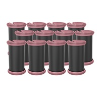 Set of 12 Large Rollers for the H9100P Remington Thermaluxe Hair Setter