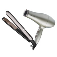 Keratin Therapy Straightener and Dryer Gift Set