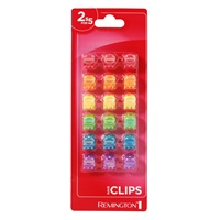 Girls Micro Claw Clips