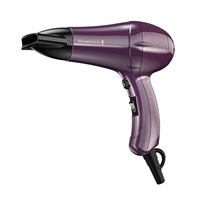 Mini But Mighty Hair Dryer with Thermaluxe™ Advanced Thermal Technology, Fabric Cord & Concentrator