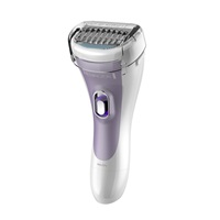 Smooth and Silky 4 Blade System Rechargeable Shaver With Almond Oil