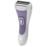 Smooth & Silky 3 Blade Battery Operated Shaver