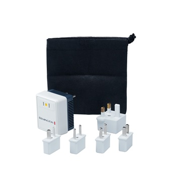 Travel Voltage Converter Set