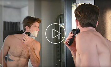remington How to Get the Best Shave with Hyper Series Rotary Shavers blog post