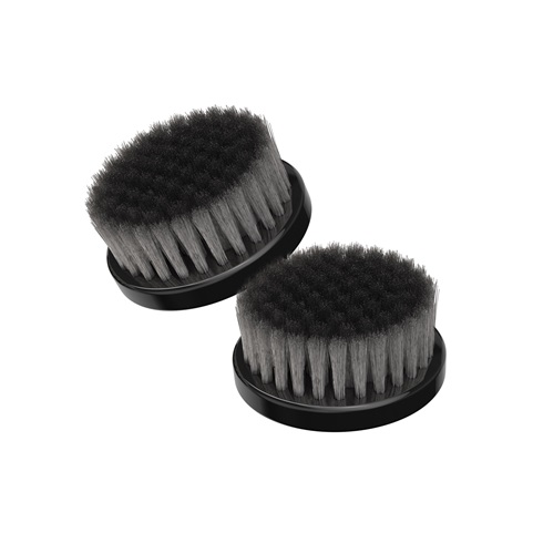 SP-2FC9B Charcoal Brush Head Replacement - 2pk