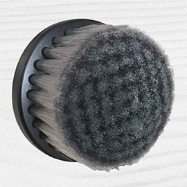 remington reveal mens compact facial cleansing brush with charcoal brush fc1500b