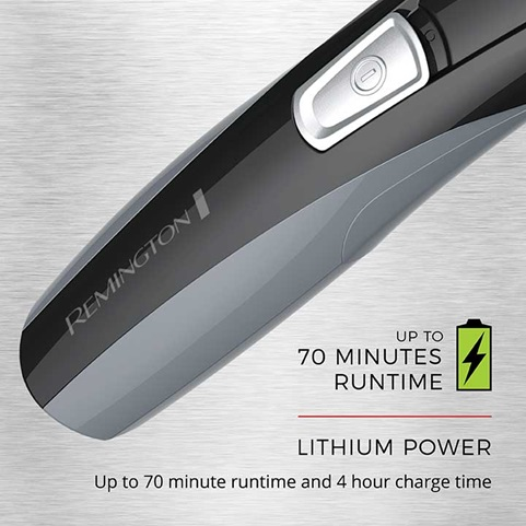 Up to 70 Minutes Runtime and 4 Hour Charge Time | Lithium Power
