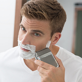 HF9000 wet or dry shaving